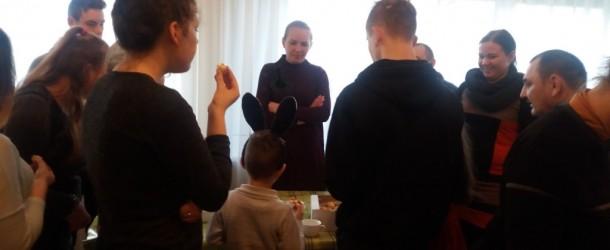 Bendruomeninis susivienijimas susibūrė Jonavos neįgaliųjų veiklos centre