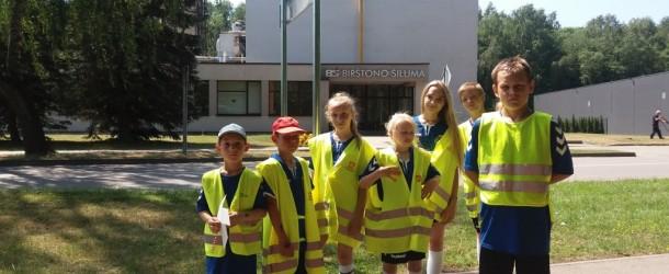 """Sporto festivalis """"Saulės vaikai 2019″"""